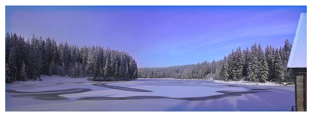 Oderteich im Harz